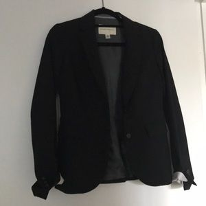 Basic Black Banana Republic Blazer